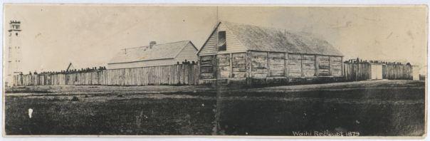 Waihi Redoubt