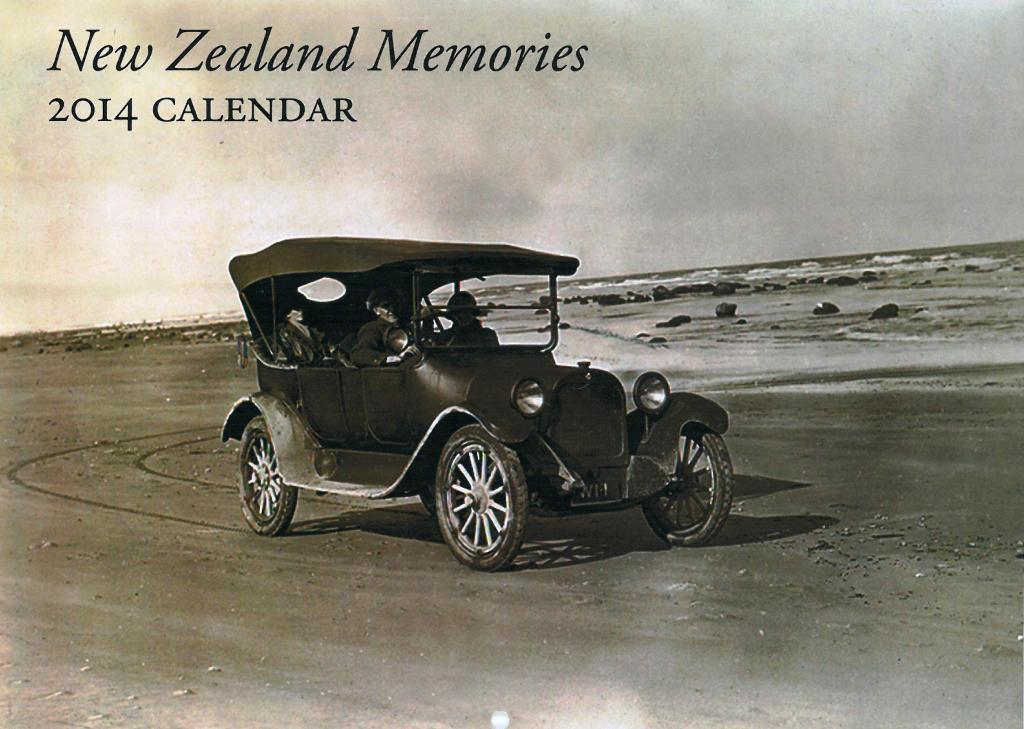 nz memories calendar