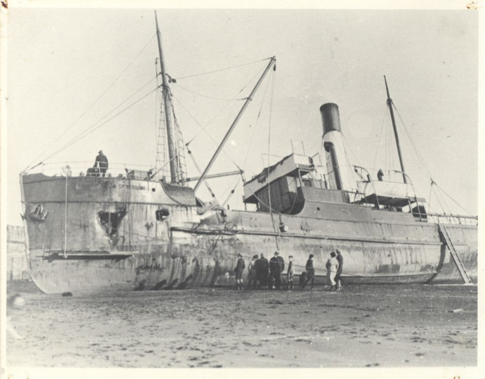 SS Waitangi