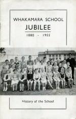 Whakamara School Jubilee 1880-1955 001