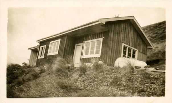 2003.742 Syme's Hut on Mount Taranaki
