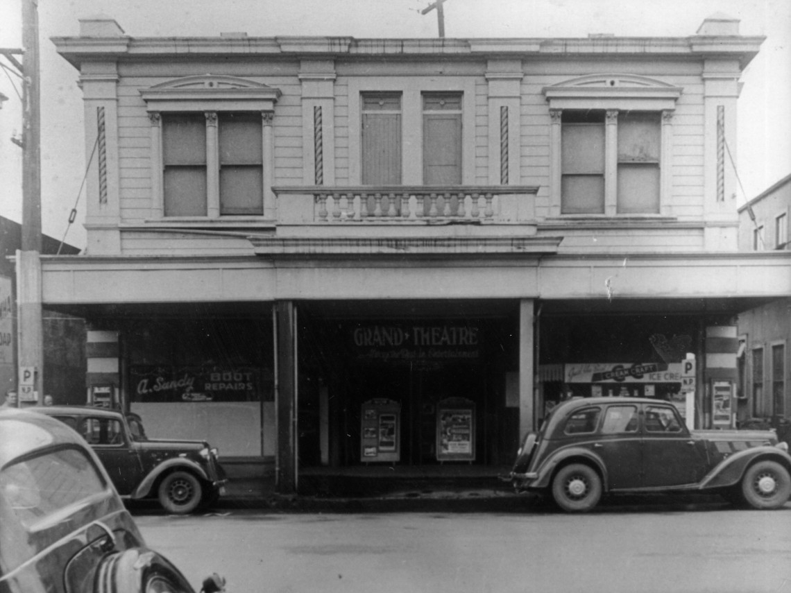 00.395 Hawera Grand Theatre