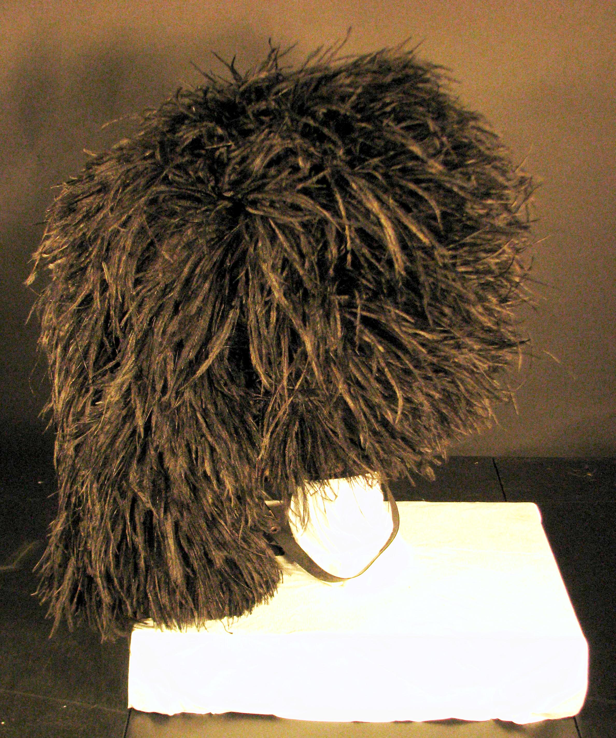 Heritage Items Of The Week Busby Hat Drum Major Mace