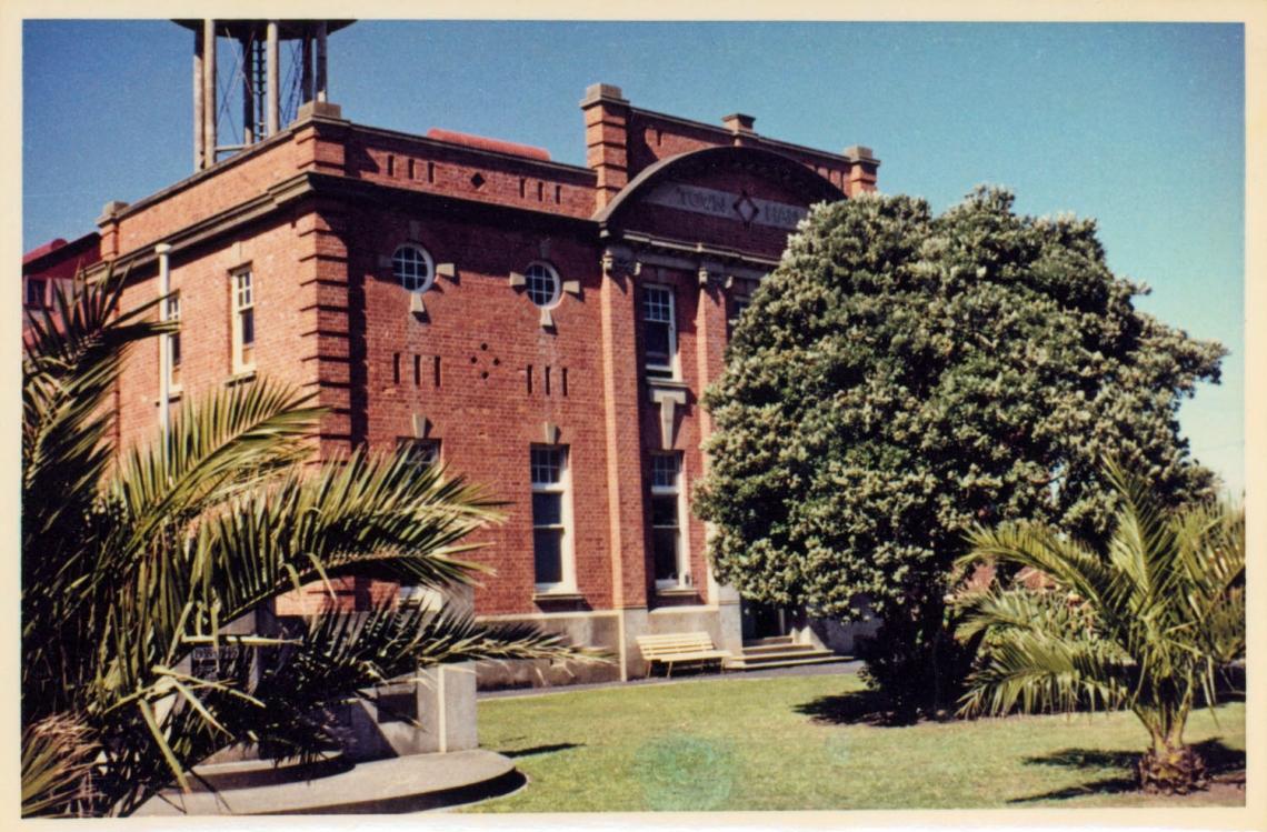 Patea Town Hall & Picture Theatre