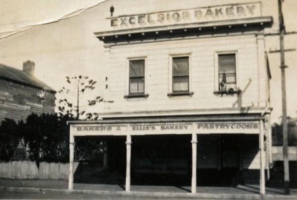 Ellis's Excelsior Bakery