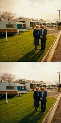 Motor Trade Finances, Red & Wendy Button, White Heather, c1990, #12012