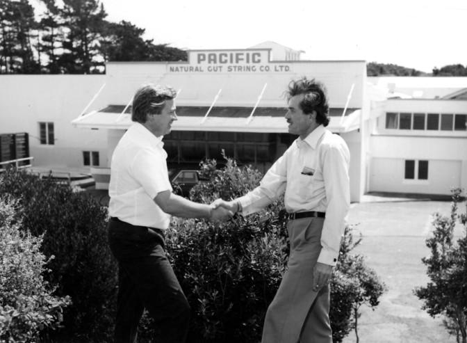 Pacific Natural Gut Company, Men, 1982, #7566