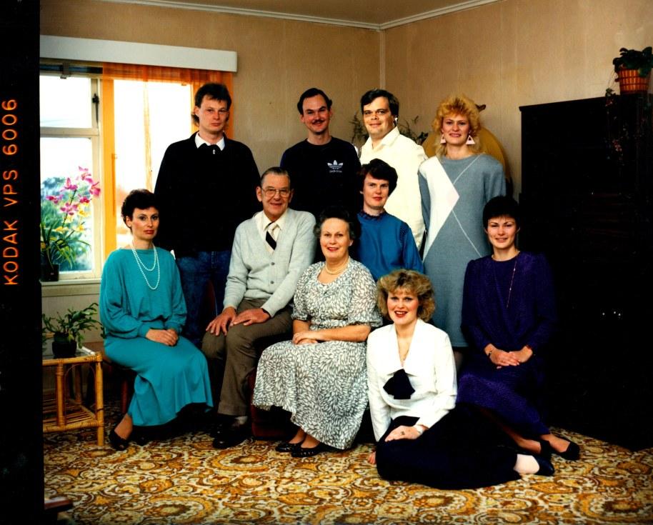 Reeve-Kilmister Group, 1988, #11626