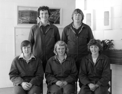 Shell B.T. Workers, 1978, #6238