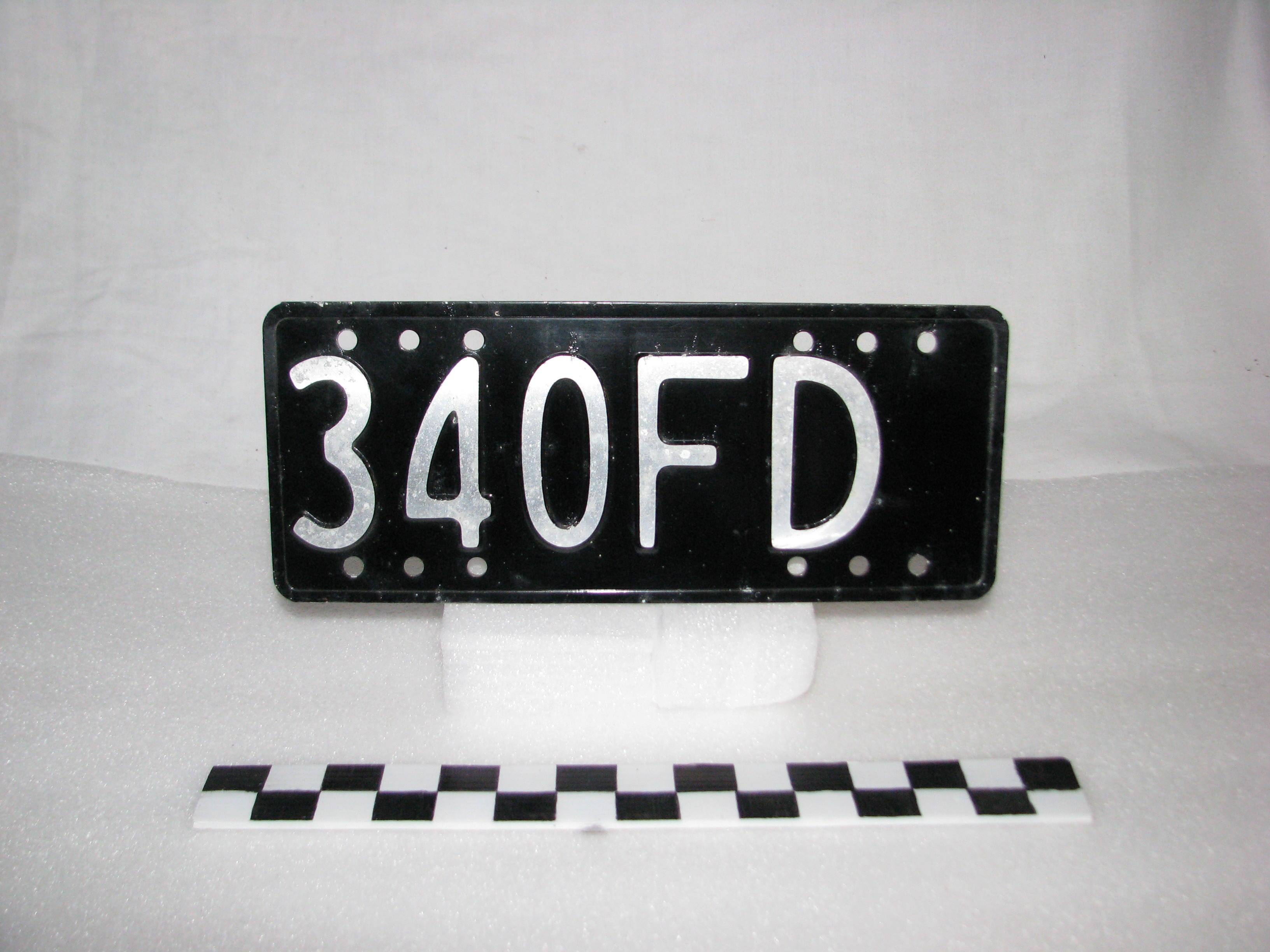 License Plates – Aotea Utanganui