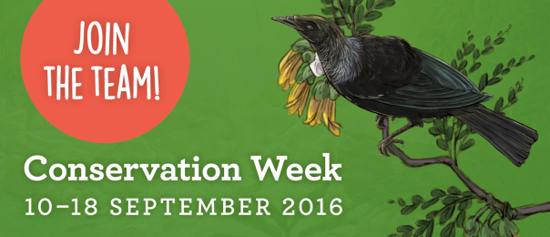 conservation week 2016