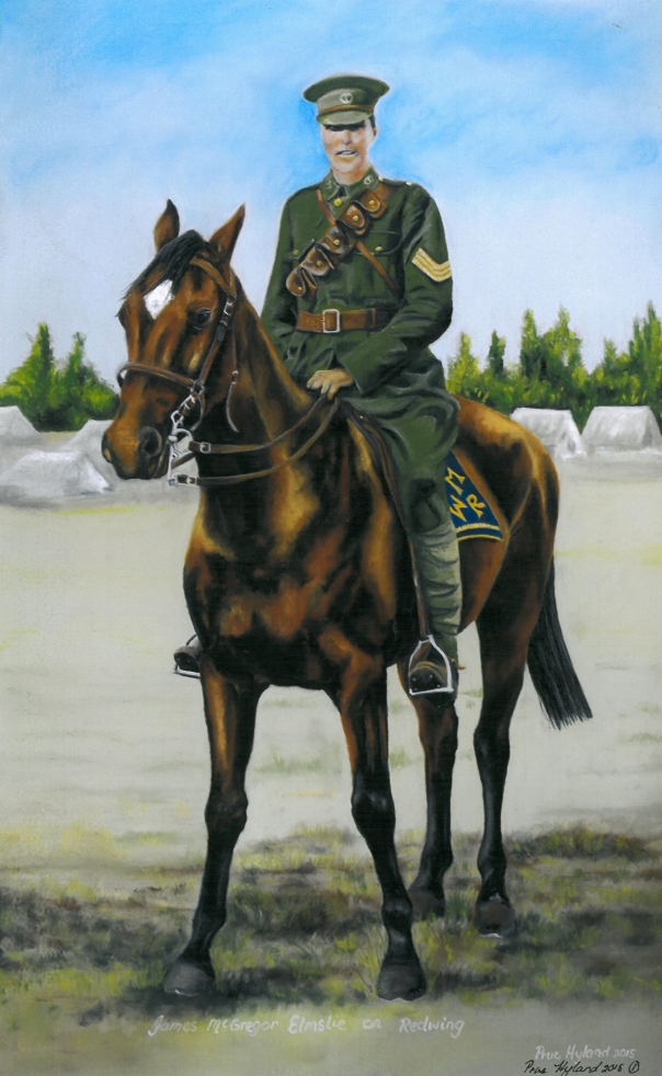 horse-soldier-painting