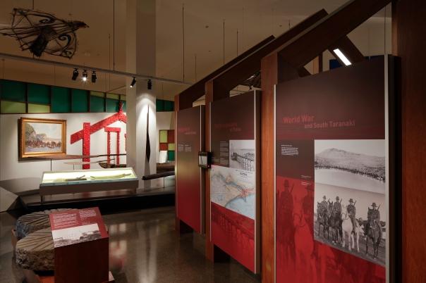 COPYRIGHT RICHARD WOTTON - Patea Museum interior 9